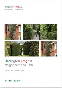 Neighbourhood Plan cover image November 2019
